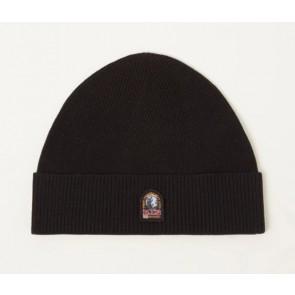 Parajumpers kids basic hat muts merino wol in de kleur zwart