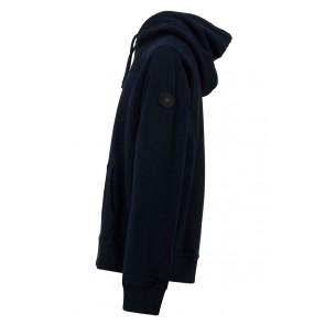 Airforce kids hoodie sweater trui in de kleur dark navy blue donkerblauw