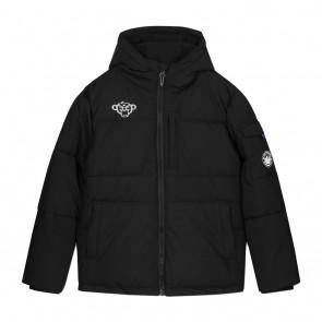 Black Bananas kids winterjas Sonic jacket in de kleur zwart
