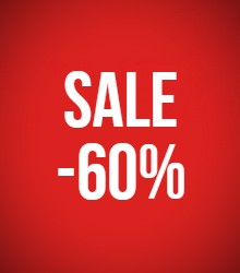 -60% korting op geselecteerde items